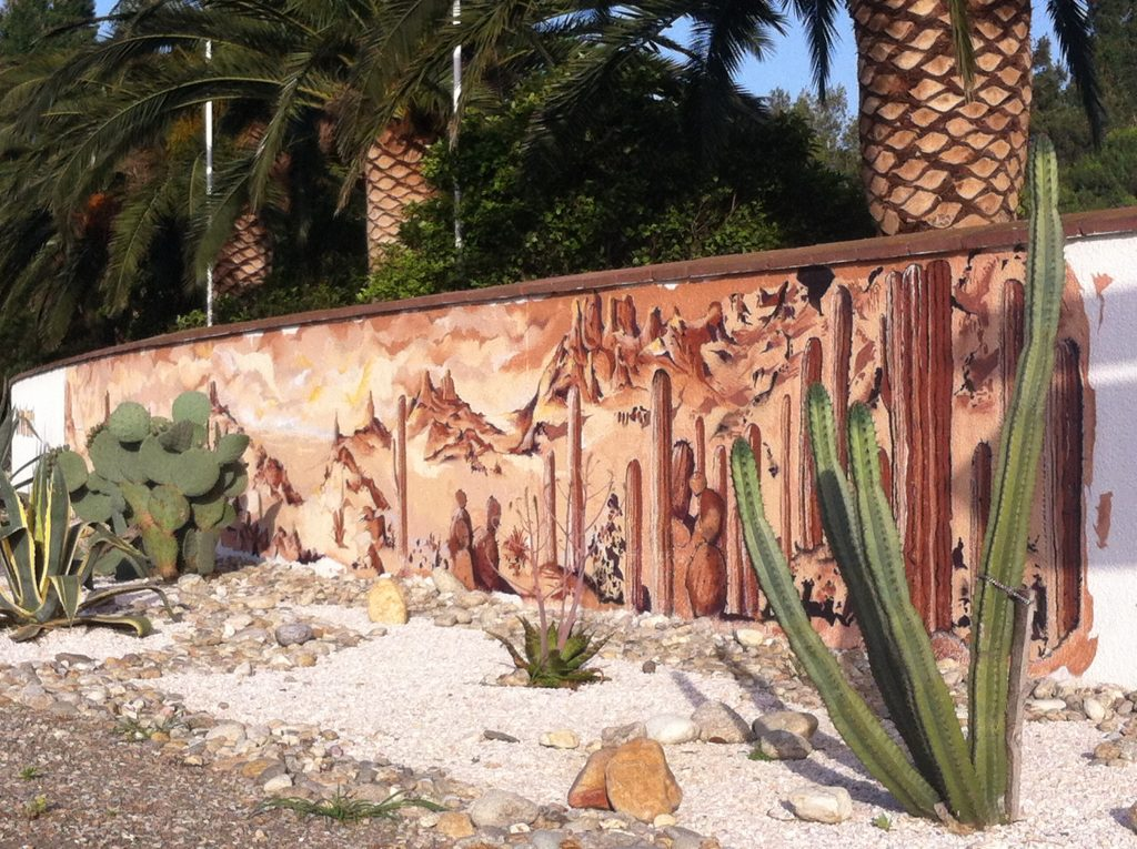 Bompas Graffiti